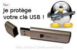 Chiffrer (crypter) et déchiffrer (décrypter) votre clé USB sous Linux